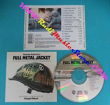 CD Stanley Kubrick's Full Metal Jacket Original Motion Picture Soundtrack(OST1)
