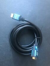 Blue Rigger 9 Foot E321484 AWM Style High Performance DVI-D Cable 9.5 Feet Used