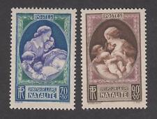 France - Timbres Neufs - Natalité - N° 440 et 441 ** 1939 - TB