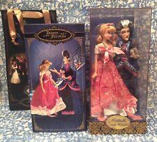 NEW Disney Cinderella & Lady Tremaine Designer Doll Set Limited LE Princess RARE