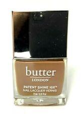 Butter London Patent Shine 10X Nail Lacquer Vernis ~ Tea Time ~ .4 oz