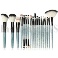 18pcs Makeup Brush Set Foundation Powder Eyeshadow Blending Lip Cosmetic Brushes