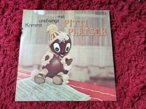 PittiPlatsch   , DDR  Eterna , LP