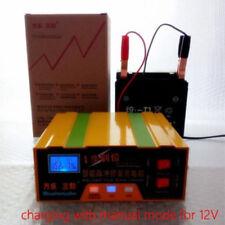 10A/12V 7A24V Caricabatterie per Auto Auto Moto Lead Acido Batteria Al Litio