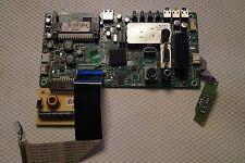"MAIN BOARD 17MB60-4.1 & 17DB32-1 completa per 19"" SANYO LCE19LD40DV-B 12V LED TV"