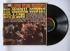 Cliff Stone The Original Country Sing-A-Long  US LP