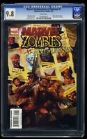 Marvel Zombies/Army of Darkness #1 CGC NM/M 9.8 White Pages