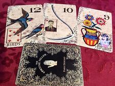 Tattoo Lenormand ( tarot, oracle, fortune telling cards )