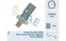 FAE Interruptor de control la presión aceite VOLKSWAGEN GOLF SEAT AUDI 12882
