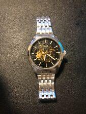 Tissot skeleton Ta-017-013 Automatic mens watch 1965 39mm