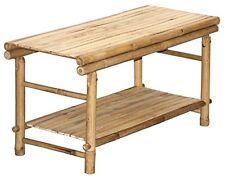 Bamboo 54 Bamboo KD Flat Top Low Table 5867  New