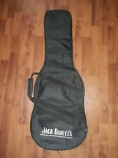 Jack Daniels Logo Electric Guitar Case