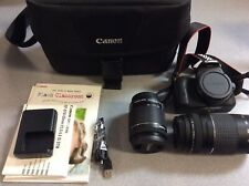 Canon EOS Rebel SL1 18.0MP Digital SLR Camera - Black (Kit with 18-55mm STM...