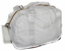 Borsone borsa richiudibile bag K-WAY a.4AKK1313 SMALL DUFFLE col.B9 WHITE