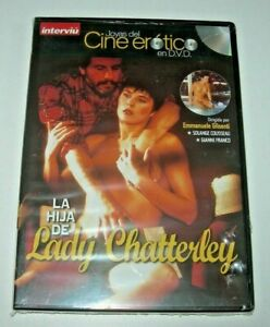 La hija de Lady Chatterley - Joyas del cine erótico - Interviú DVD como nuevo