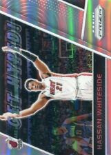 2017-18 PRIZMS SILVER HASSAN WHITESIDE HEAT GET HYPED PARALLELS PRIZM - A338