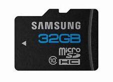 Memoria per Galaxy Tab 2 SAMSUNG MICRO 32GB CLASSE 6 CLASS MICROSD SD HC 32 GB