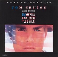 Born on the Fourth of July Original Soundtrack John Williams (CD) SHIPS NEXT DAY