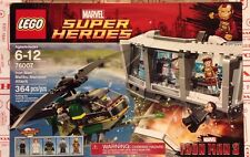 LEGO 76007 SUPER HEROES IRON MAN 3 MARVEL MALIBU MANSION ATTACK NEW IN BOX