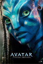 Avatar movie poster print  : 11 x 17 inches : Zoe Saldana