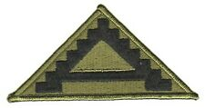 7th Army - U.S. Army Subdued Patch