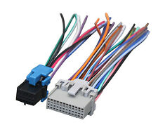 s l225 unbranded standard car audio and video wire harness ebay Car Stereo Wiring Colors at readyjetset.co