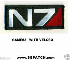 Mass Effect Cosplay Vel-Kro Patch - Game63