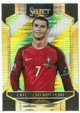 2016-17 Panini Select Cristiano Ronaldo Multi-Color Prizms Rare
