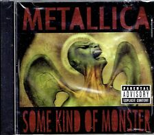 CD - METALLICA - Some kind of monster