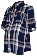 Unbranded Check Plus Size Tops & Blouses for Women