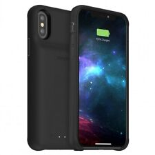 mophie Case for iPhone XS & X Power Battery Juice Pack Access Qi Usb-c 401002831