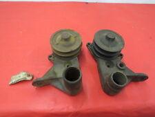 RARE 1937-48 Ford truck dual belt water pumps NOS No Reserve flathead V8
