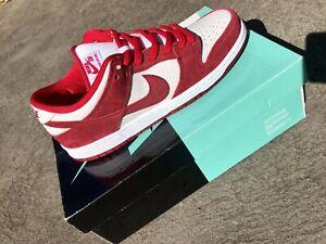 Nike SB Dunk Low Valentine 2014 Size 11