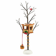 Dept 56 Disney Christmas Village Mickey's XMAS Tree House 4047191 NEW NIB