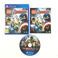 Lego Marvel Avengers PS4 Jeu Sur Playstation 4
