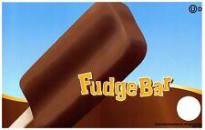 Ice Cream Truck Decal Sticker Fudge Bar