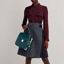 ALDO Women's Handheld Handbag(Green,  Size:M)