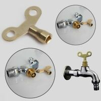 2x Kühler-Schlüsselhahn-Entlüftungsschlüssel-Vierkantschlüssel Czxy