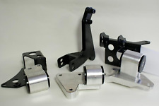 HASPORT 1996-2000 HONDA CIVIC EK K-SERIES K20 K24 SWAP MOTOR MOUNTS KIT 70A EKK2