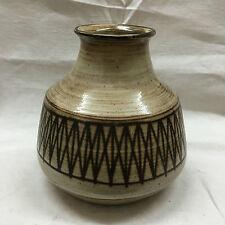 Jacques Pouchain Dieulefit grand vase ceramique vintage French ceramic signed