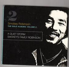 SMOKEY ROBINSON - the solo albums volume 2 CD