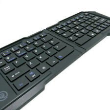 Bluetooth Tablet Keyboard, Folding Portable Keyboard for Phone, Android Windows