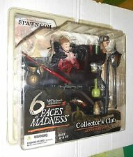 Mcfarlane Monsters Series 3 6 Faces of Madness Collector's Club Accessory Pack