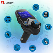 Universal FM Transmitter Wireless Bluetooth MP3 Player Handsfree calling USB/SD
