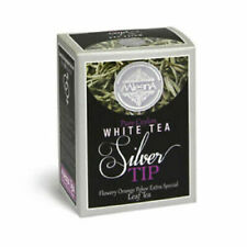 Mlesna White Tea (Silver- Tips Tea) Leaf Loose Tea 100g net