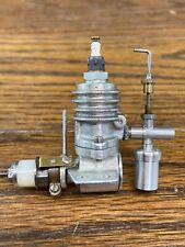Engine ??? Model Airplane Engine Ignition V-3 Spark Plug Control Line Model Airp