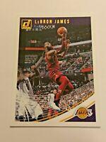 2018-19 Panini Donruss Basketball #94 - LeBron James - Los Angeles Lakers