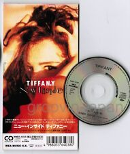 """TIFFANY New Inside JAPAN 3"""" CD SINGLE WMD5-4038 Unsnapped,Unfolded Free S&H/P&P"""