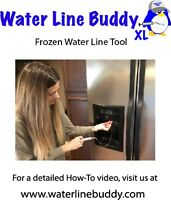 Water Line Buddy - Frozen Water Line Tool For Fridge Water Dispensers