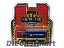 2013 INTERNATIONAL DURASTAR MICHELIN TIRES BOX VAN 1:64 BY GREENLIGHT 33120 C